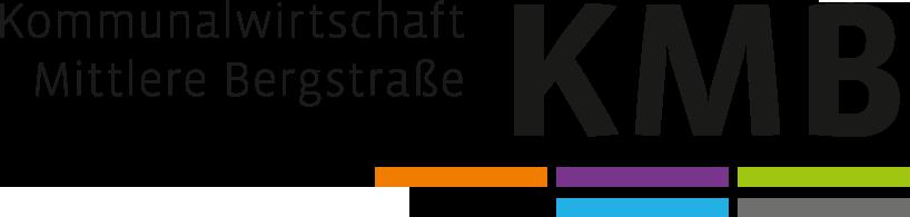 Logo Kommunalwirtschaft Mittlere Bergstraße (KMB)