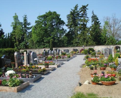 Friedhof Fehlheim