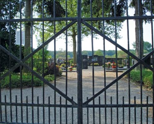 Friedhof Langwaden