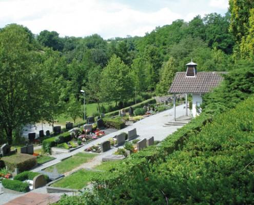 Friedhof Schönberg