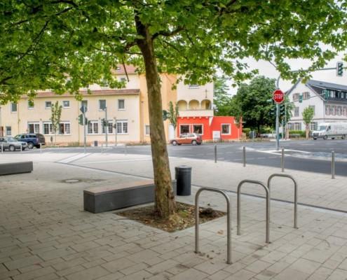 Kreuzungsbereich B3/Bachgasse