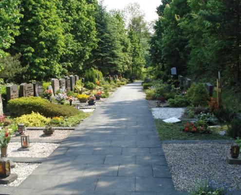 Waldfriedhof Bensheim