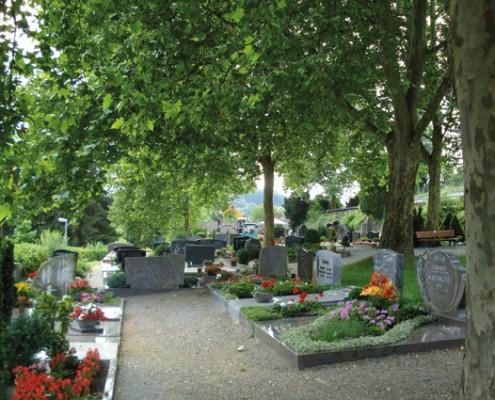 Friedhof Zell