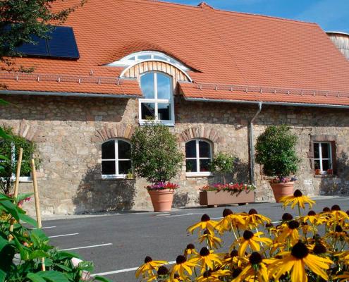 KMB Bauhofservice Verwaltungsgebäude