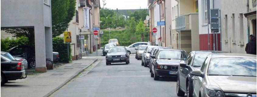 Mathildenstraße wird erneuert