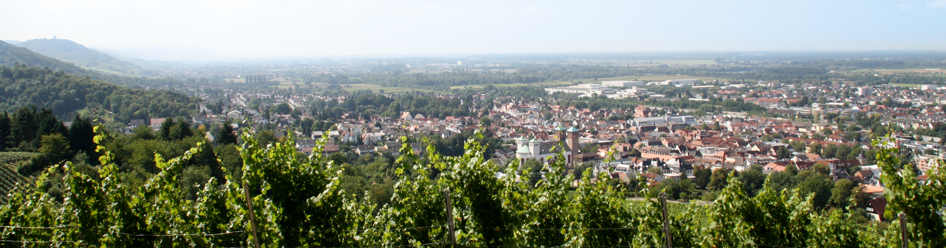 Verbandsgebiet Bensheim