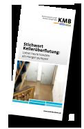 Faltblatt Kellerueberflutung
